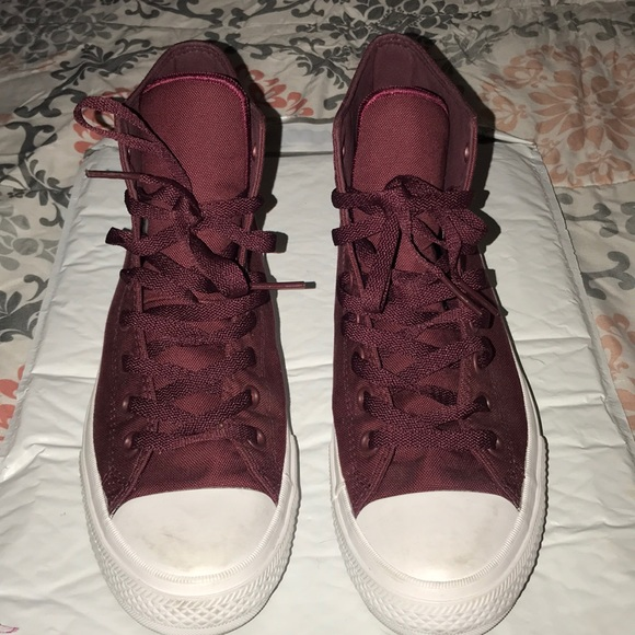 54075ff7ce31 Converse Other - Converse Chuck Taylor All Star II Hi-Top sneakers